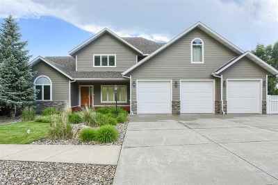 Sturgis Single Family Home Uc-Contingency-Take Bkups: 2271 Chevelle