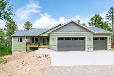 Sturgis Single Family Home Uc-Contingency-Take Bkups: 20722 Larkspur