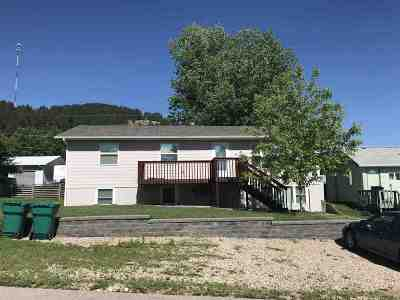 Sturgis Single Family Home For Sale: 314 8th