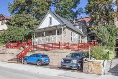 Deadwood, Deadwood Area, Deadwood/central City, Lead Single Family Home For Sale: 826 W Main