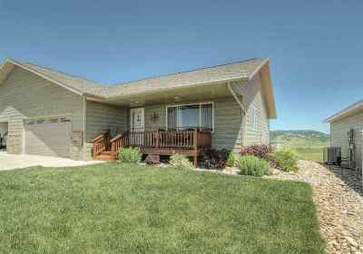 Spearfish Single Family Home For Sale: 513 Tranquility