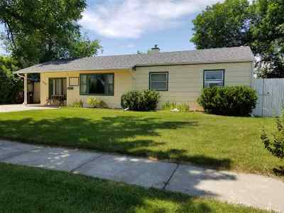Rapid City Single Family Home Uc-Contingency-Take Bkups: 2409 Balsam