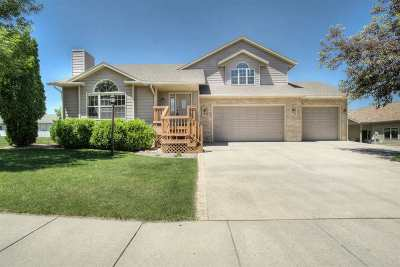 Spearfish Single Family Home Uc-Contingency-Take Bkups: 405 Maple