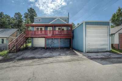 Deadwood, Deadwood Area, Deadwood/central City, Lead Single Family Home For Sale: 414 Spark