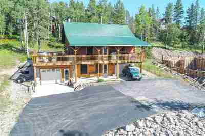 Deadwood, Lead Single Family Home For Sale: 21180 Lookout