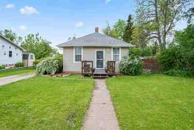 Rapid City Single Family Home Under Contract-Dont Show: 4023 Sunset
