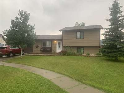 Rapid City Single Family Home For Sale: 3129 Teewinot