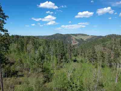 Deadwood, Deadwood Area, Deadwood/central City, Lead Residential Lots & Land For Sale: Redpath Creek