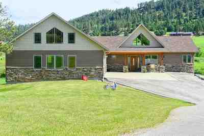 Sturgis Single Family Home For Sale: 12218 Club View