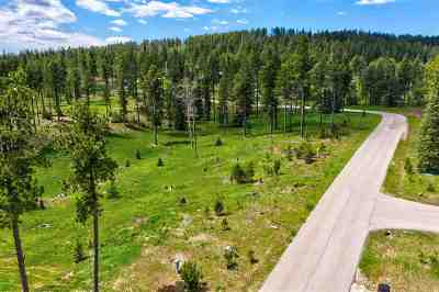 Deadwood, Deadwood Area, Deadwood/central City, Lead Residential Lots & Land For Sale: 11141 Bogey Circle