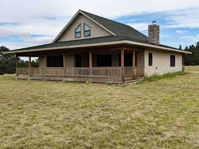 Custer Single Family Home For Sale: 11803 W Argyle