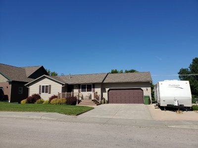 Sturgis Single Family Home Uc-Contingency-Take Bkups: 2395 Hillside Drive