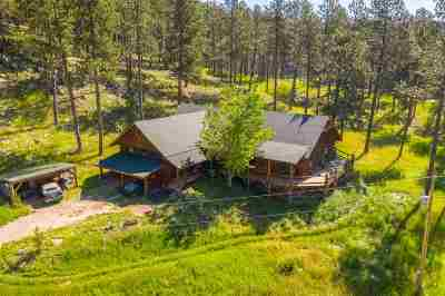 Custer County Single Family Home For Sale: 12468 Sherry