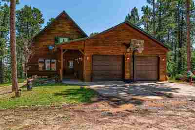 Spearfish Single Family Home For Sale: 2020 Coneflower Court