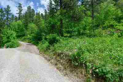 Deadwood, Deadwood Area, Deadwood/central City, Lead Residential Lots & Land For Sale: Lot 13 Hickok