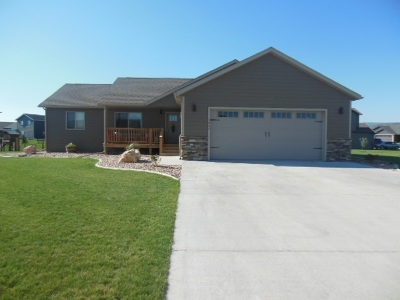 Spearfish Single Family Home For Sale: 3826 Ward Avenue