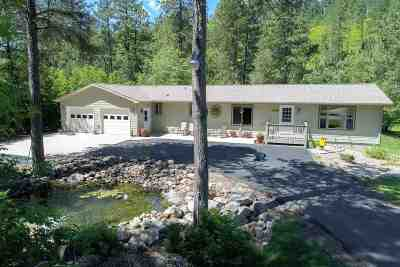 Spearfish Single Family Home Uc-Contingency-Take Bkups: 3225 Maitland