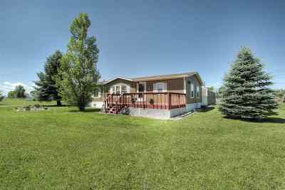 Rapid City Single Family Home For Sale: 3205 Crane