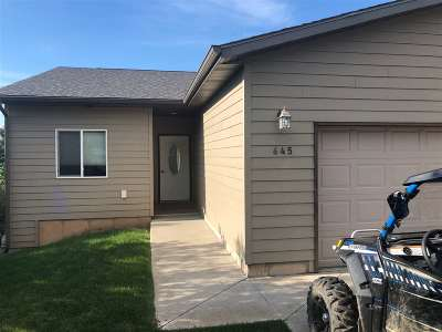 Spearfish SD Single Family Home For Sale: $289,000