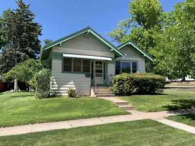 Hot Springs Single Family Home For Sale: 502 University