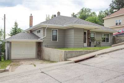 Deadwood, Deadwood/central City, Lead Single Family Home For Sale: 110 Grand