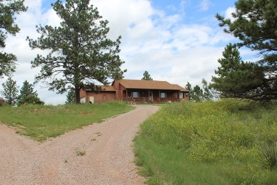 Hot Springs Single Family Home For Sale: 12834 Country View