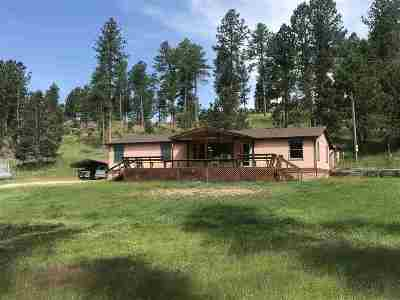 Custer Single Family Home Uc-Contingency-Take Bkups: 12087 Hoover