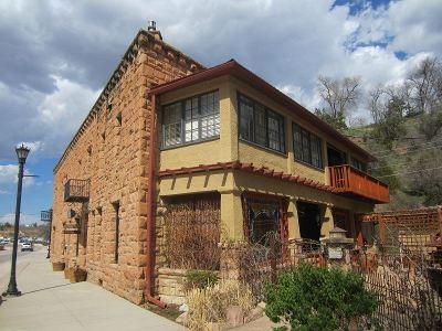Hot Springs Multi Family Home For Sale: 745 N River