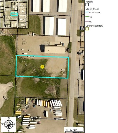 Spearfish Commercial For Sale: 32nd