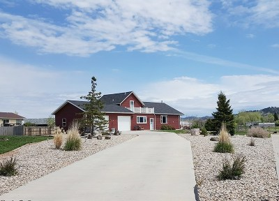 Spearfish Single Family Home Under Contract-Dont Show: 1808 Rain Drop