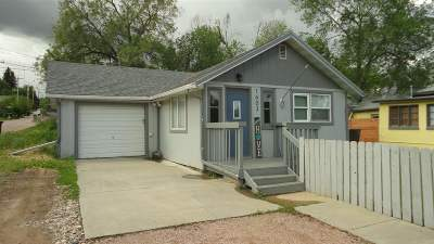 Single Family Home For Sale: 1603 6th St