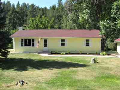 Hot Springs Single Family Home Uc-Contingency-Take Bkups: 13107 Wild Turkey