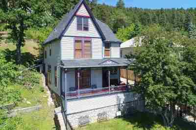 Deadwood Single Family Home For Sale: 19 Centennial