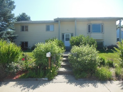 Spearfish Single Family Home Uc-Contingency-Take Bkups: 1314 Cardinal Court
