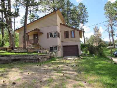 Custer Single Family Home For Sale: 420 Lincoln