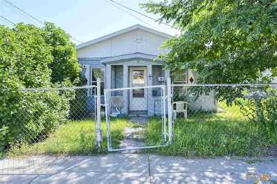 Multi Family Home For Sale: 408 Waterloo