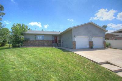 Spearfish Single Family Home Sale Of Prop Contingency: 311 Polley