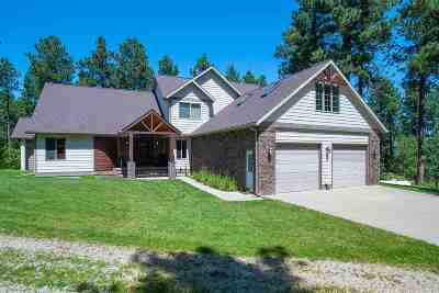 Spearfish Single Family Home Under Contract-Dont Show: 4920 Lazy Horse