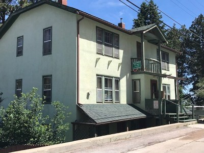 Deadwood, Lead Multi Family Home For Sale: 520 W Addie Street