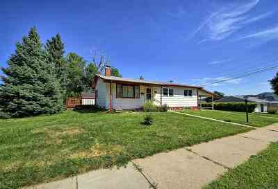 Spearfish Single Family Home For Sale: 1110 King