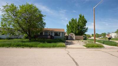 Single Family Home For Sale: 5207 Potter