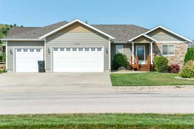 Spearfish Single Family Home Sale Of Prop Contingency: 1726 Iron Horse