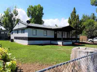 Spearfish Single Family Home Uc-Contingency-Take Bkups: 109 Vale