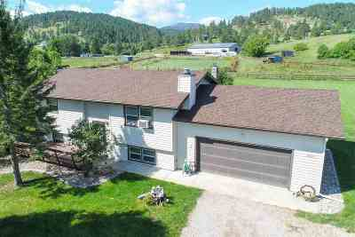 Spearfish Single Family Home For Sale: 2045 Park