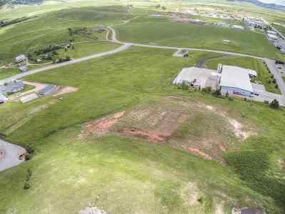 Spearfish Commercial For Sale: Lot2r-1 Blk 17 Windmill Dr