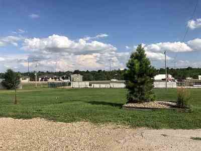 Belle Fourche Commercial For Sale: Lot 27-28 Mill