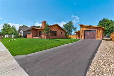 Spearfish, Deadwood/central City, Deadwood, Strugis, Whitewood, Belle Fourche, Spearfish Canyon Single Family Home For Sale: 1702 13th