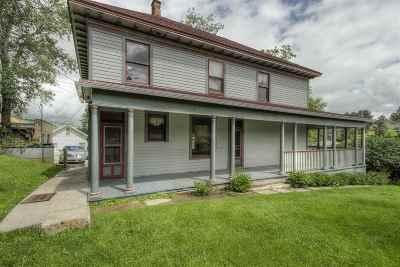 Lead Single Family Home For Sale: 403 Bleeker