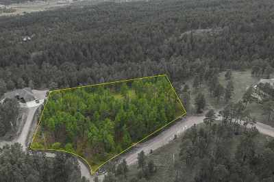 Hot Springs SD Residential Lots & Land For Sale: $28,000