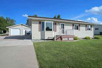 Sturgis Single Family Home For Sale: 2300 Elk